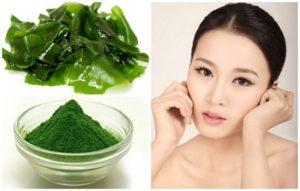 2. Cách làm đẹp với tảo Spirulina dưỡng trắng và đẹp da