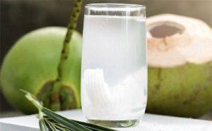 Uống nước dừa sau khi quan hệ có thai không?
