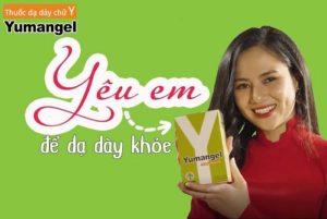 Thuốc dạ dày chữ Y (Yumangel) có tốt không?