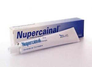 Thuốc chữa bệnh trĩ Nupercainal