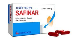 thuốc chữa bệnh trĩ Safinar