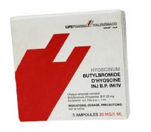 8.Dùng thuốc gì để giảm đau bụng kinh – Thuốc Hyoscinum