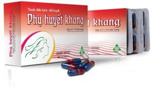 10. Giảm đau bụng kinh nhanh chóng nhờ Phụ Huyết Khang