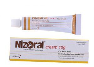 3.Thuốc trị hắc lào Nizoral Ketoconazol