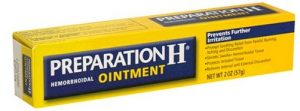 7.Kem bôi trĩ Preparation H Ointment