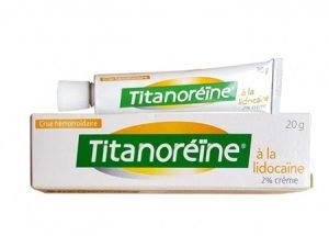 2.Thuốc bôi trĩ nào tốt - Thuốc bôi trĩTitanoreine