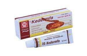 2.Thuốc trị hắc lào Kedermfa – Trị tận gốc không tái phát