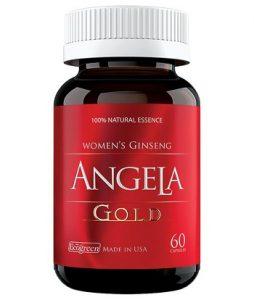 Uống gì để cân bằng nội tiết tố - Sâm Angela Gold