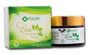 4.POLIVA EVA - Viên uống tăng cường sinh lý nữ bán chạy 2019