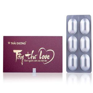 7. Tây Thi Love – Giải pháp điều trị rối loạn nội tiết tố nữ