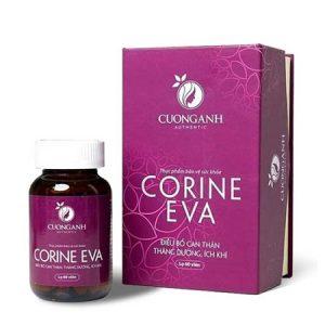 6. Corine Eva – Viên uống se khít âm đạo