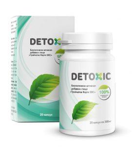 1.Detoxic – thuốc diệt ký sinh trùng tốt nhất