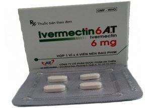 5.Cách điều trị nhiễm ký sinh trùng với IVERMECTIN