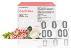 1.Viên đặt phụ khoa trị ngứa vùng kín của Italia – GINESTRA