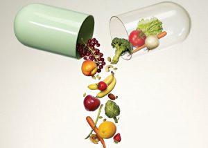 Chữa đau bụng kinh không dùng thuốc- Ăn hoặc uống bổ sung vitamin