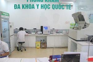 Cơ sở vật chất khang trang, thiết bị y tế hiện đại mang đẳng cấp quốc tế