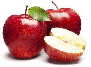 Bà bầu nên ăn táo