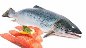 Thức ăn tốt cho cậu nhỏ to và dài hơn - Cá hồi