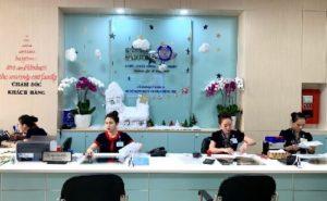 1.Quy trình thăm khám của chuyên khoa Tai Mũi Họng
