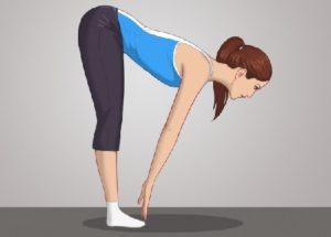 5.Bài tập căng giãn lưng