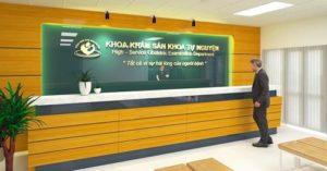 Khoa khám Phụ khoa tự nguyện (Khoa tự nguyện 1)