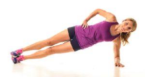 5.Bài tập Plank nghiêng