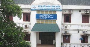 1.Viện Sức khỏe tâm thần
