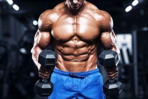 Tập thể dục và nâng tạ