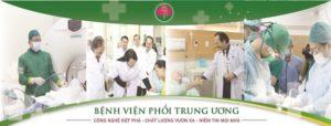 Đội ngũ bác sĩ giỏi bệnh viện lao phổi Trung ương