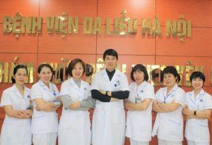 Một số bác sĩ giỏi tại Khoa khám theo yêu cầu - Bệnh viện Da liễu Hà Nội