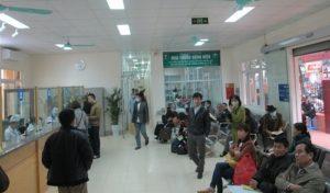 Kinh nghiệm khám tại bệnh viện lao phổi Trung ương
