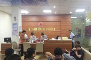 Quy trình khám bệnh tại bệnh viên tim Hà Nội
