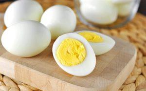 Bà bầu nên ăn nhiều Trứng