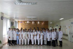 Danh sách bác sĩ bệnh viện K Tân Triều