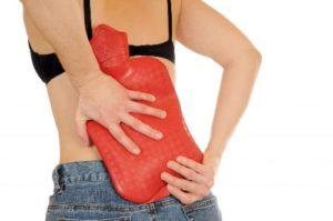 Cách làm giảm đau sỏi thận bằng nhiệt