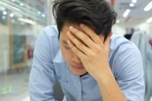Các triệu chứng di tinh bất thường