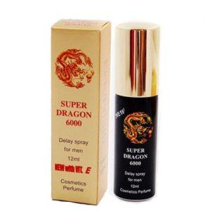 5. Thuốcxịtquan hệ lâu ra Super Dragon 6000