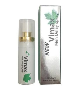 7. Chaixịtthảo dược chữaxuất tinh sớm Vimax Man Delay Spray