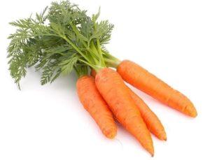 Trễ kinh nguyệt nên ăn gì? - Cà rốt