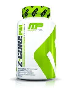 MusclePharm Z-Core PM - Thuốc tăng testosterone nội sinh