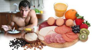 Cải thiện tình trạng mãn dục nam bằng thực phẩm