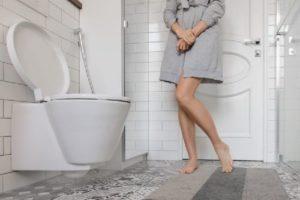 Đi tiểu nhiều – dấu hiệu mang thai tuần đầu