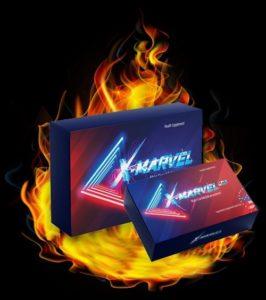 X-Marvel : kẹo ngậm tăng cường sinh lý nam – mạnh như siêu anh hùng