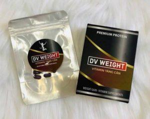 Vitamintăng cânDV WEIGHT