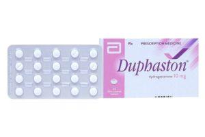 Thuốc điều hòa kinh nguyệt Duphaston