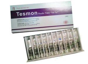 Dung dịch tiêm tăng hoocmon Tesmon