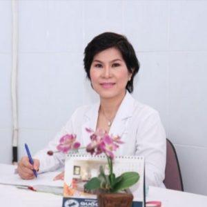 Bác sĩ sản phụ khoa giỏi ở HCM - Thạc sĩ, Bác sĩ Lê Thị Thu Hà