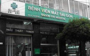 Nên khám các bệnh về mắt ở đâu? Bệnh viện mắt Sài Gòn