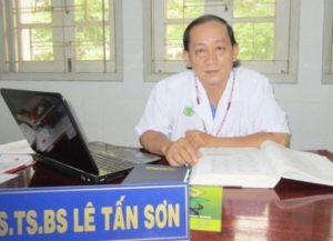 Bác sĩ khám nam khoa Lê Tấn Sơn