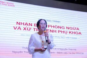 Khám sản phụ khoa ở đâu TpHCM? Bác sĩ Nguyễn Thái Hà